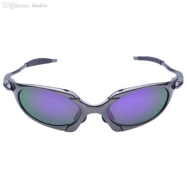 Оптово-Оригинальные мужские поляризованные солнцезащитные очки Romeo Aolly Juliet X Metal Sport езда Очки cuculos ciclismo gafas CP002-1