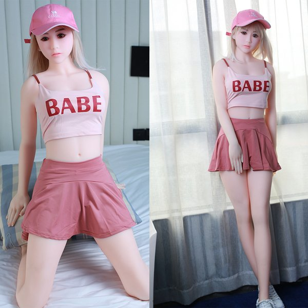 Реальный Силиконовые куклы секса 165см Скелет взрослого Японский Love Doll Вагина реалистичного Pussy Реалистичная сексуальная кукла для мужчин Большие груди Sexy Doll