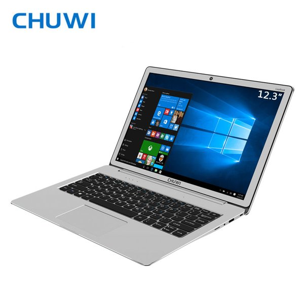 CHUWI LapBook 12.3 Laptop Windows10 Intel Núcleo Apollo N3450 Quad Core 6 GB de RAM 64 GB ROM 2 K Tela IPS e Computador Porta M.2 SSD