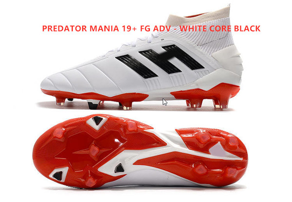 MANIA 19+ FG ADV - WHITE CORE BLACK