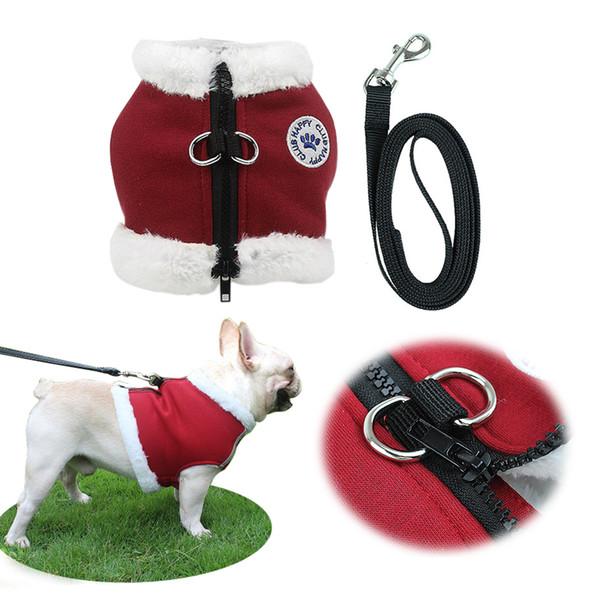 Guinzaglio Cotton Dog Harness Riflettente Arnes Perro Pettorina Cane Honden Riem Accessori per cani Cachorro Coleira Nylon Correa Perro
