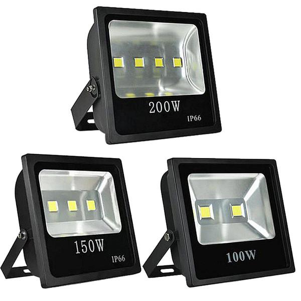 200w Rgb Flood Lights Outdoor Color Changing Waterproof Led Security Light Rgb Spotlight With Remote Control Ac85 265v Motion Sensor Flood Lights Ir