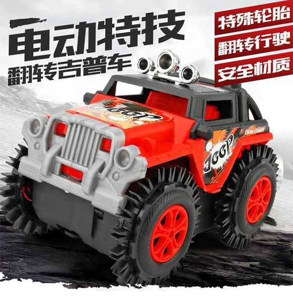 Cross-border special supply for children's toys, cross-country stunts, dump trucks, electric cars, foreign trade night market stalls 11