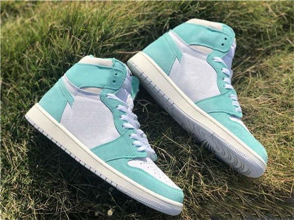 Scarpe da uomo e da donna di design di lusso alla moda vendono scarpe da basket vintage high-top da uomo e blu a verde
