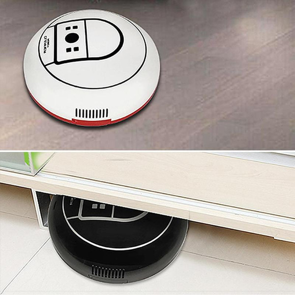 top popular Auto Intelligent Induction Sweeping Robot Vacuum Cleaners Robotic Mop Dust Cleaner Home Floor Corners Crannies Cleaning Robot 2021