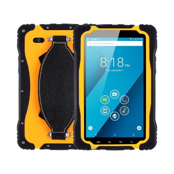 7Inch 4G LTE T70 V2 Tablet PC 3 GB RAM RAM 32 GB ROM Handy-Viererkabelkern 64bit IP68 wasserdicht Stoßfest 13MP 9650mAh Typ C 9650mAh Großer Schläger
