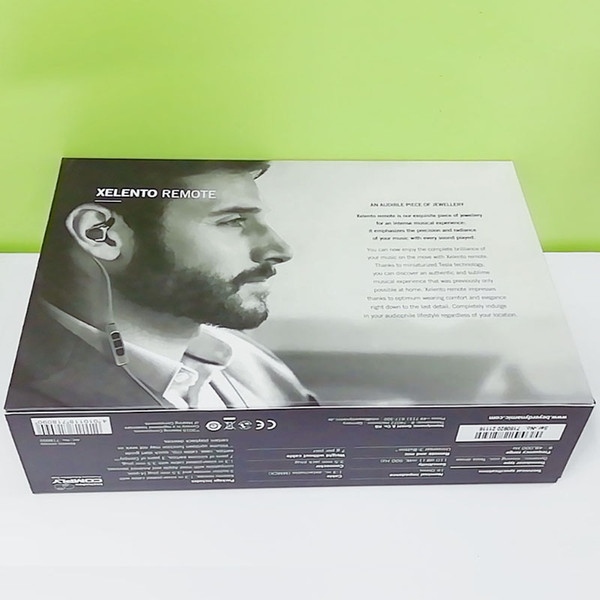 Beyerdynamic XELENTO REMOTE Audiophile In-Ear-Kopfhörer Kurzanleitung Headsets With Retail Box 2019