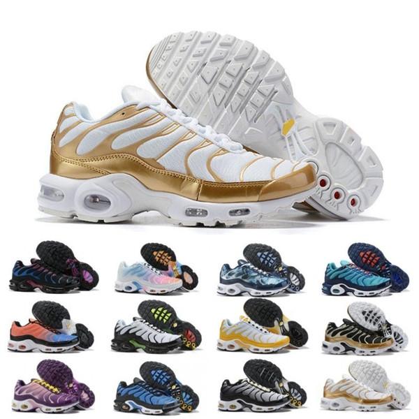 Top Vente Tn Mercurial Designer Chaussures de sport Chaussures Homme TN Basketball Chaussures Hommes Femmes Zapatillas Mujer Mercurial TN Chaussures de course