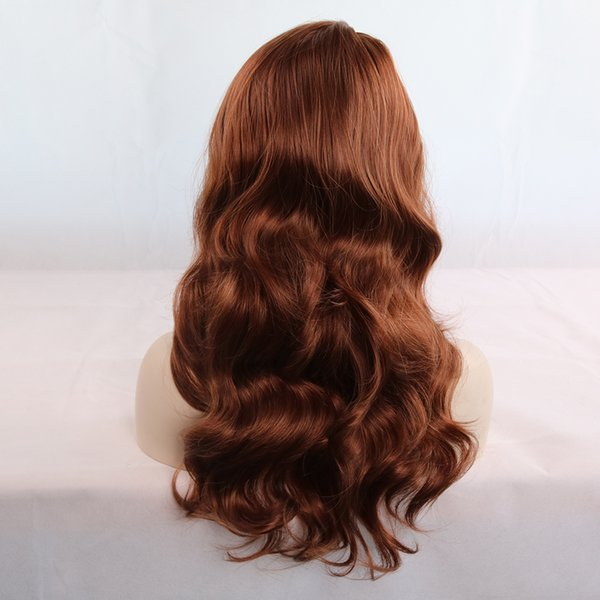 hot selling big curly long wigs for ladies by 26in with Taylor Swift's hairstyle 100% high temperature fiber synthetic hair elastic cap wig