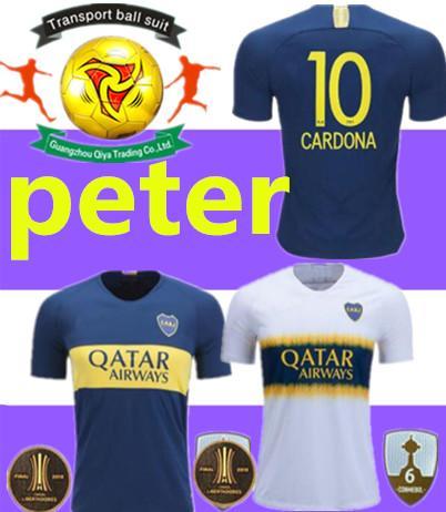 more photos 0aaa5 a3df5 2019 18 19 Boca Juniors Soccer Jersey Top Thailand 2018 Copa Libertadores  GAGO TEVEZ CARDONA ALIBA PAVON Camiseta De Futbol Football Shirt From  Ok111, ...