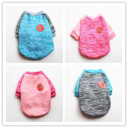 2018 Dog Clothes Small Dogs Soft Pet Dogs Sweater Clothing For Dog Winter Chihuahua Clothes Pet Outfit Ropa Perro Puppy Clothing