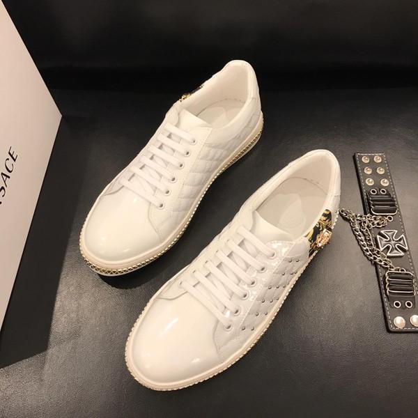 2019w limited edition мужская повседневная белая обувь, дикая спортивная обувь, удобная и дышащая обувь с низким верхом, оригинальная упаковка 38-44