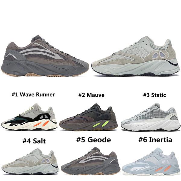 d1c8c55a5dfd43 2019 Nuevas Zapatillas Analógicas Wave Runner 700 Para Hombres Mujeres  Geoda Estática Sal Malva Inercia Cemento 700s Zapatillas De Deporte  Zapatillas De ...