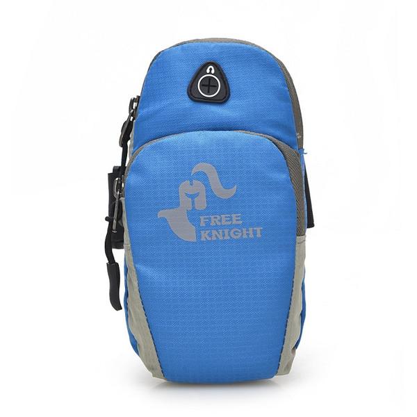 Free Knight Waterproof Nylon Fitness men women Outdoor Sports Equipment jogging running bag Run Arms Package Running Accessories