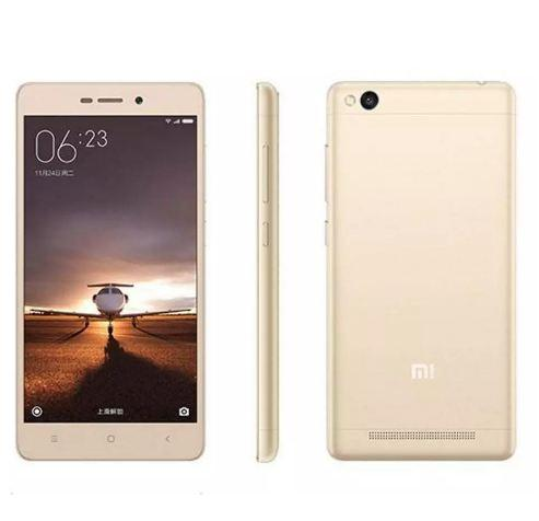 wholesale original phone Xiaomi Redmi 3 4G LTE Phones 64-Bit Octa Core RAM 3GB ROM 32GB Android 5.1 wholesale cell phone