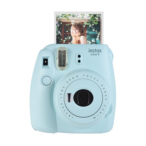 Film-Kamera Instant-Bunte-Fotodrucker Fujifilm Instax Mini 9 Sofortbildkamera Foto Camerain Pop-up-Objektiv