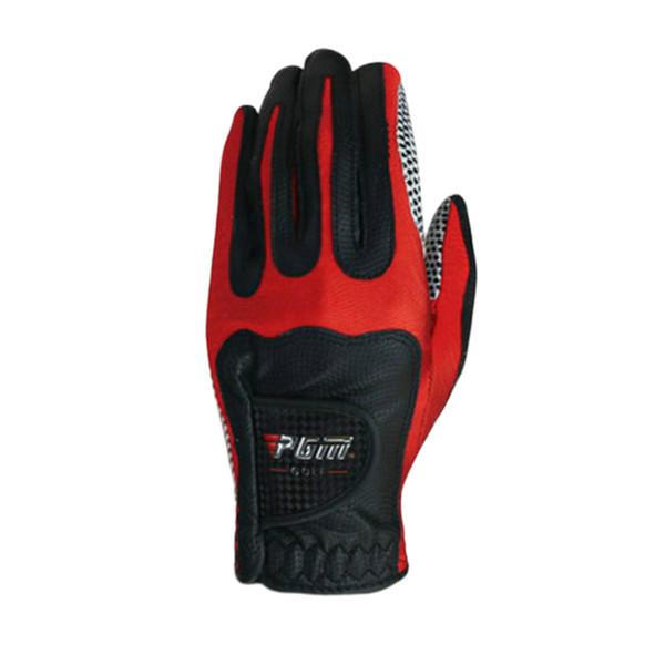 Männer Golf-Faser-Tuch Handschuhe Left / Right Hand Glove Magie elastische Partikel Männer Rutschhemmende Zubehör