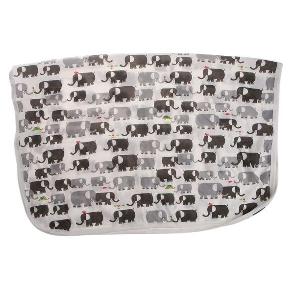 80cm*60cm Newborn Infant Swaddle Baby Soft Muslin Blanket Parisarc Wrap Bath Towel Nursery
