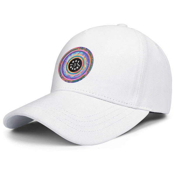 Fit Men Women Baseball cap American rock band The Grateful Dead designer baseball hats Pigment hats All Cotton