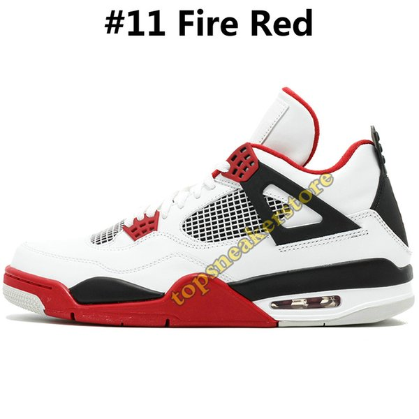 #11 Fire Red