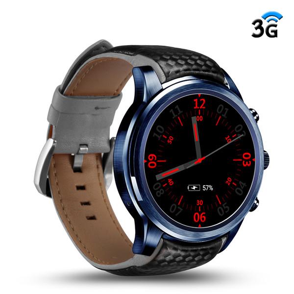 lem5 x5 3G relógio relógio inteligente android Relogio GPS inteligente SmartWatch homens pulso esporte pressão arterial smartwatch impermeável