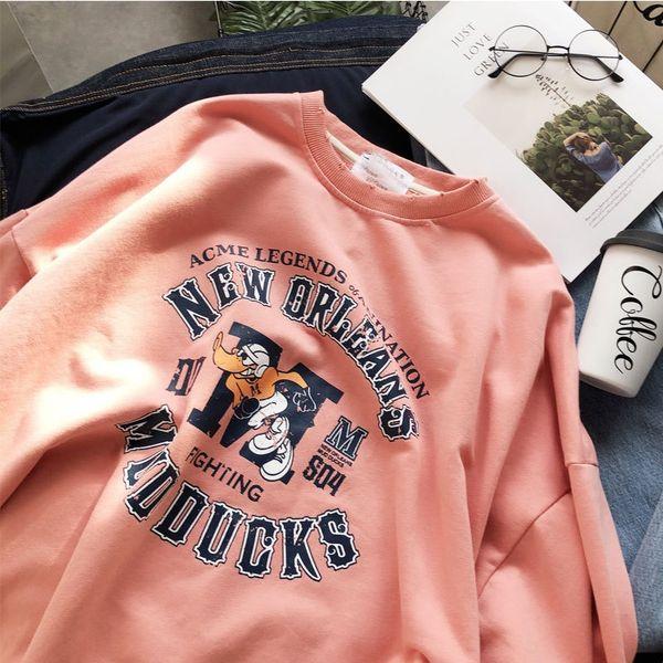 Бейсбол Duck Sweaterxpink
