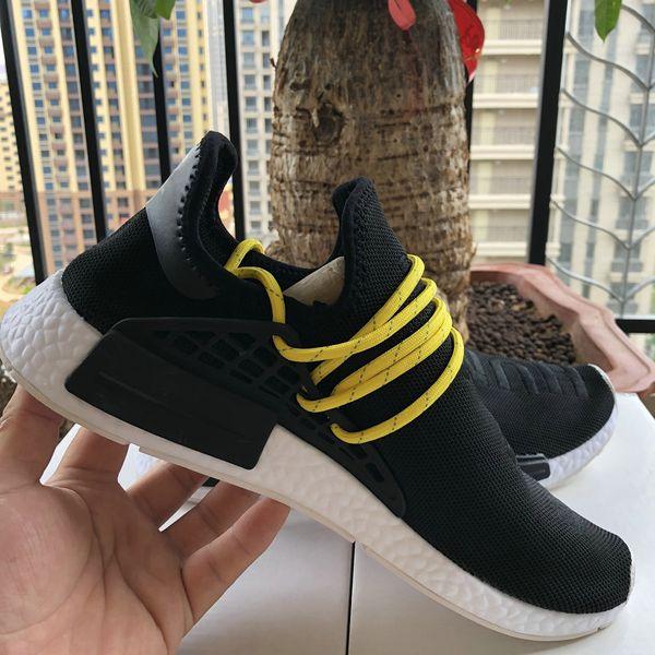 #12 Black Yellow