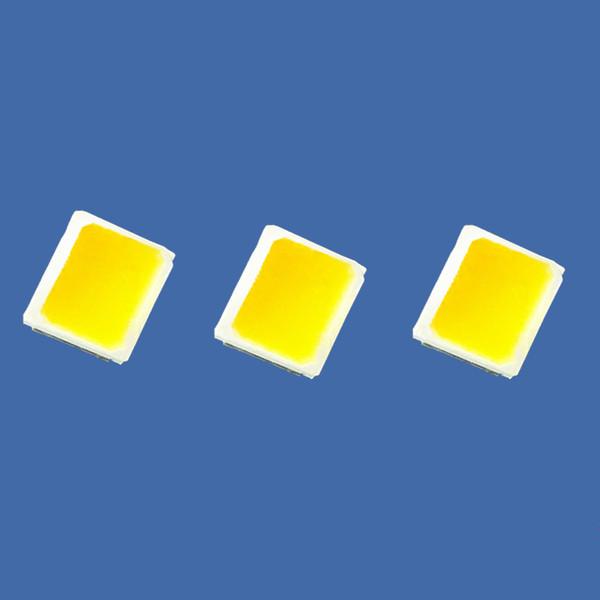 Titolare 0.2W 0.5W 1W SMD 2835 lampada a LED Bead bianco / caldo SMD circuito integrato del LED DC3.0-3.6V legare dell'oro di rame