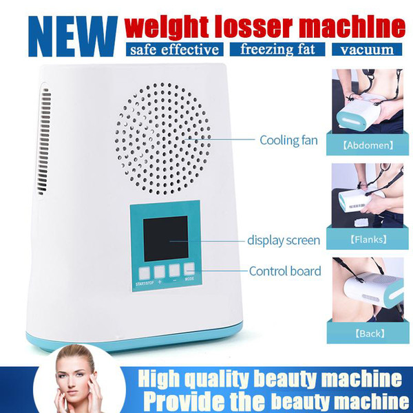 Professional portable cryotherapy Slimming Machine Fat Freezing Machine Weight Loss body shaper fat removal equipment salon