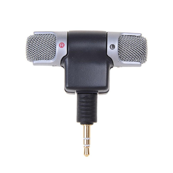 Computer Microphone Mic-Ds70P Voice Recorder Interview Machine Mobile Mini Micro Microphone Interview Special