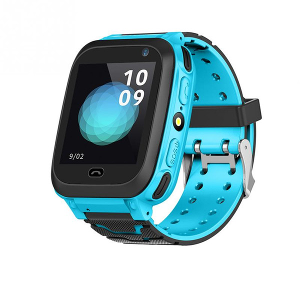 DS38 Real Time GPRS Positioning Smart Children's Watches One-key SOS Smart Camera Phone Call Kids Camera Watch with APP