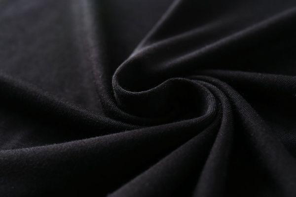 col rond noir
