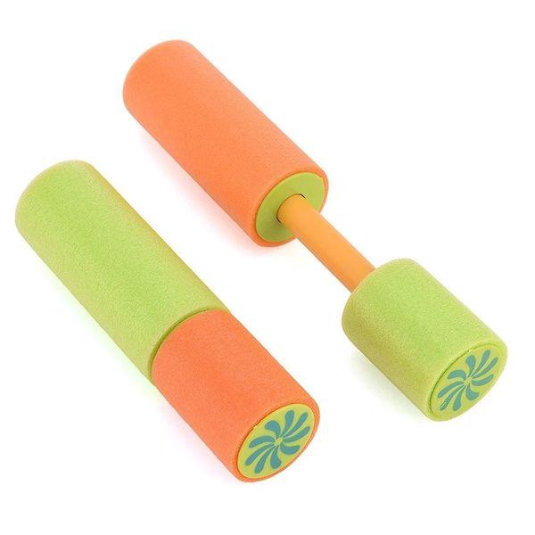 Pompe à eau Blaster Gun Toy Pistolets à eau en mousse pour enfants Piscine Jeu Plage Beach Blaster Enfants Jouets