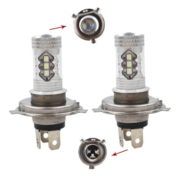 H4 9003 8000K LED Headlight For Can-Am Outlander 400 500 650 800 800R 07-11