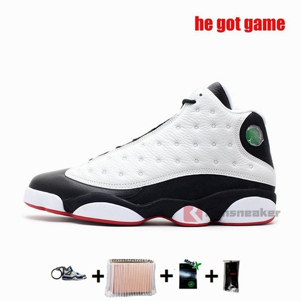 13s-he got game