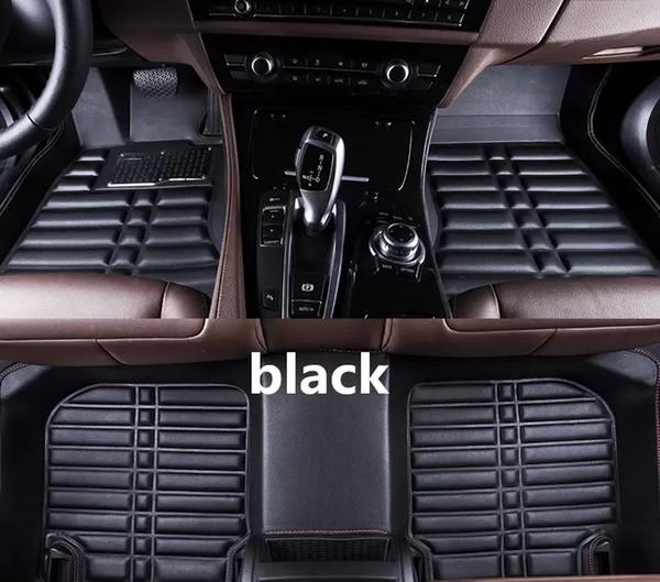 2016 Kia Optima Accessories >> 2019 For Kia Optima 2016 2018 Car Floor Mats Front Rear Liner Accessories Non Slip Waterproof Leather Carpets Auto Luxury Sedan Pads From