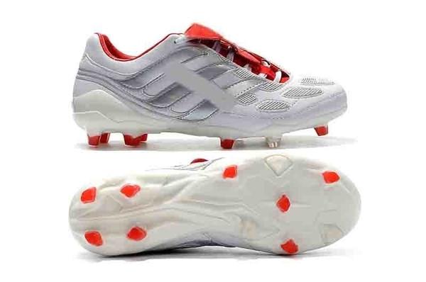Botas de fútbol para hombre Predator Precision Ic X Beckham Tf Zinédine Zidane Zapatos de fútbol Predator Precision Ic Tf X David Beckham Zapatos de fútbol