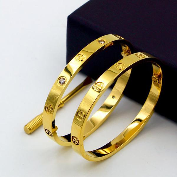 Роскошный титановый классический дизайн крест браслеты браслеты с отверткой люб