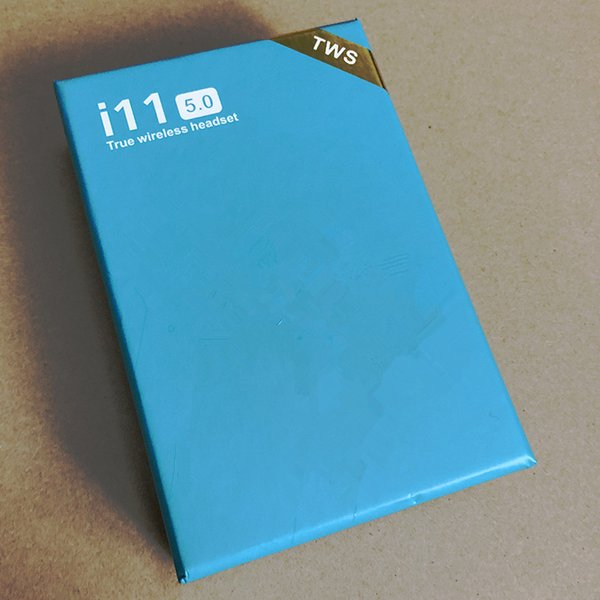 I11 TWS 이어폰