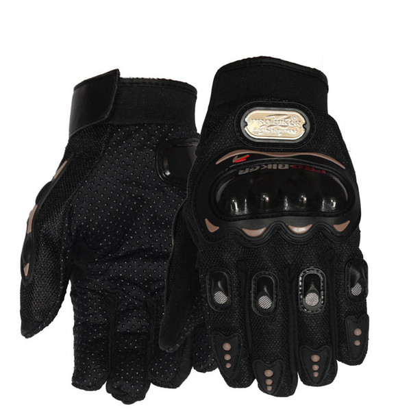 top popular Motorcycle Gloves Full Finger Outdoor Sports Riding Motorbike Gloves Racing Cycling Gloves Moto Mitten Guantes 2019