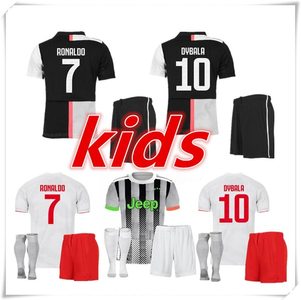 best selling 2019 2020 new soccer jersey kids kit 19 20 top kid football shirts football jerseys kits camiseta de fútbol maillot de foot