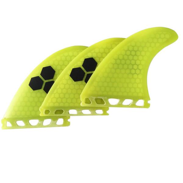 Wake Board Surfboard Fiberglass Fins Future Fins G5 Surf Honeycomb SUP Board Fins Free Shipping