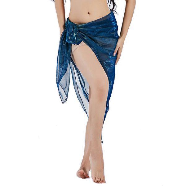 150 * 150 cm Sexy Oriental Bellydance Bauchtanz Hüfttuch Schal Rock Schals Kostüm für Frauen Gürtel Indian Dance Taille Zubehör