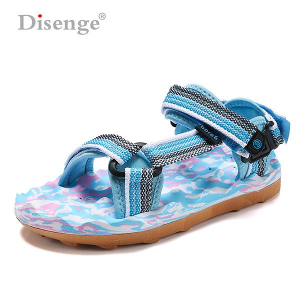 Fashion Women Sandals For 2019 Summer Beach Shoes Breathable Non-slip Shoes Ladies Walking Women Casual Hot Sale