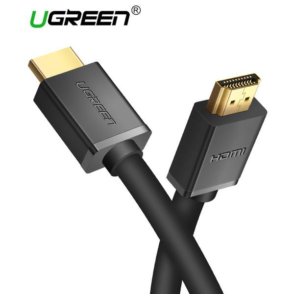 Кабель Ugreen HDMI 4K Кабель HDMI 2.0 для IPTV ЖК-дисплей HDMI xbox 360 PS3 4 pro Приставка Nintend Switch Кабель проектора