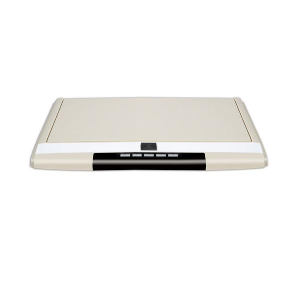 XST 17.3 дюймов крыша автомобиля флип вниз потолочное крепление монитор поддержка HD 1080P ИК FM передатчик USB SD HDMI встроенный динамик микрофон