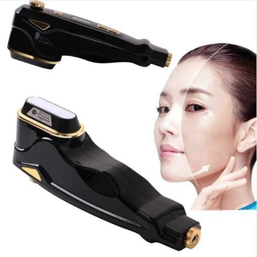 2019 Newest !!! Home Use Mini HIFU Face Lifting Skin Tightening Skin Care Tools HIFU Therapy Wrinkle Removal Face Skin Care Machine CE/DHL