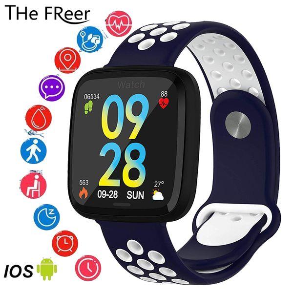 NEW F15 Smart Watch For Men Women Bluetooth Heart Rate Pedometer Monitor Watch Fitness Tracker Smart Wearable