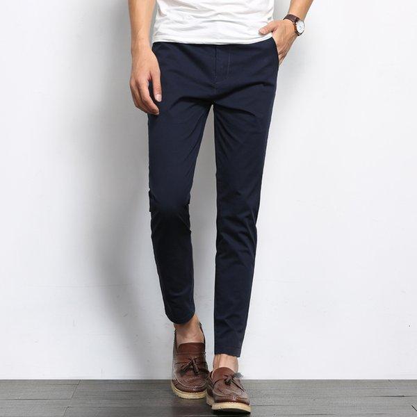 bleu pantalon