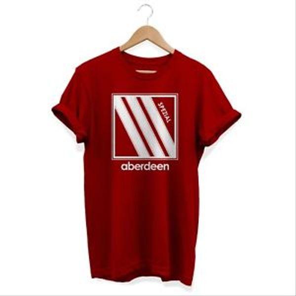 Camiseta Aberdeen FC Casuals Días fuera Top Hooligan Spezial